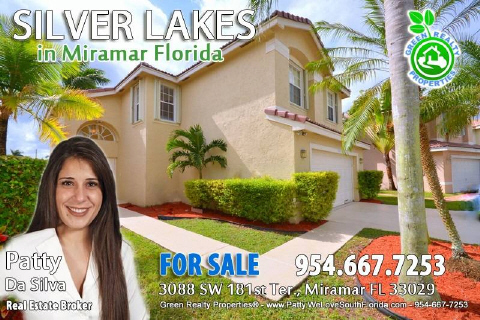 Silver Lakes Miramar Florida Homes For Sale